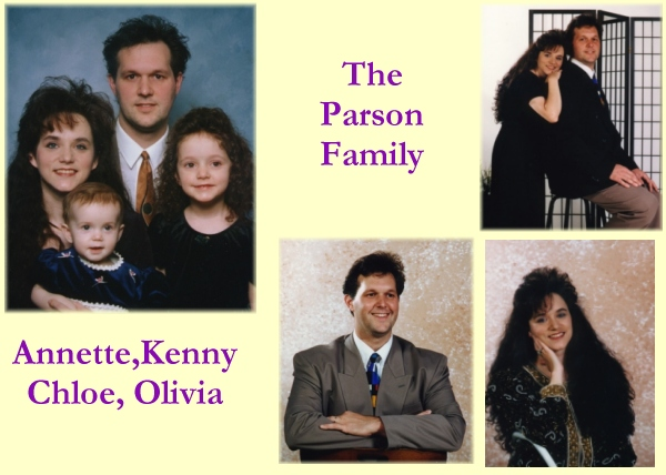 Parson Family pictures