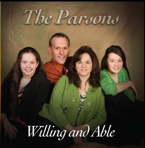 The Parsons New CD